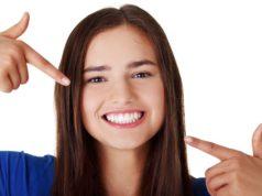 Укрепляем и отбеливаем зубы